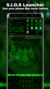 S.I.O.S Launcher - Hack System