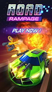 Road Rampage: Racing & Shooting to Revenge 4.5.1 Apk + Mod 5