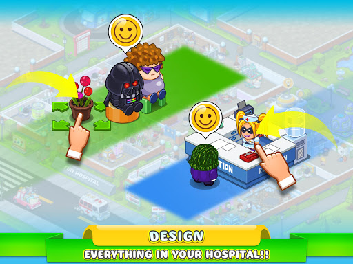 Fun Hospital u2013 Tycoon is Back  screenshots 7