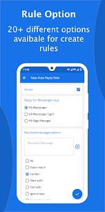 Auto Reply for FB Messenger – AutoRespond Bot 2