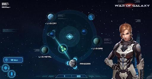 Galaxy Clash: Evolved Empire 2.6.6 screenshots 8