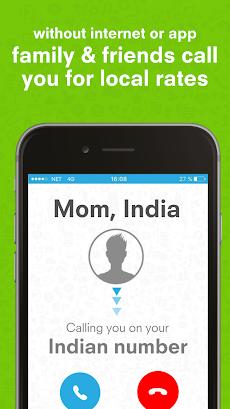ViMo - your international numberのおすすめ画像3