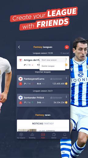 LaLiga Fantasy MARCAufe0f 2021: Soccer Manager 4.5.2.2 Screenshots 6