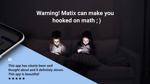 Matix | For serious mental math game achievers  screenshots 6
