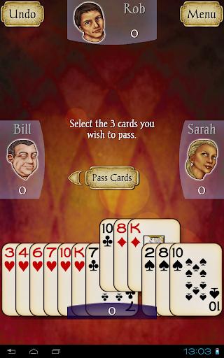 Hearts Free screenshots 7