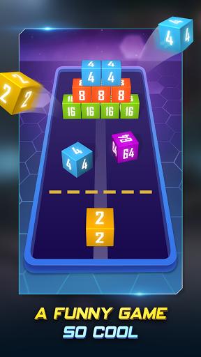 2048 Cube Winner—Aim To Win Diamond APK MOD (Astuce) screenshots 1