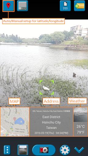 GPS Map Camera  Screenshots 1