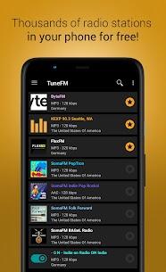 Radio FM Player – TuneFm Pro v1.6.29 MOD APK 1