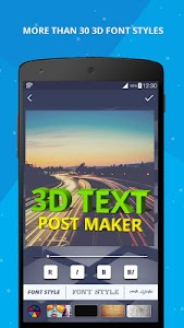 3D Name on Pics - 3D Text 9.16.3
