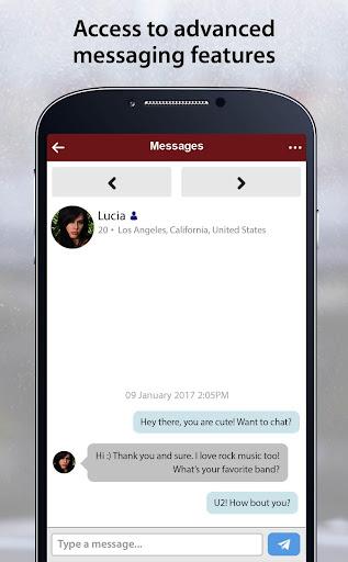 LatinAmericanCupid - Latin Dating App 4.0.4.2830 Screenshots 4