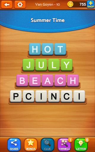 Word Jumble Champion 21.0205.00 screenshots 2