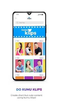 Kumu - Pinoy Livestream, Gameshow and Communityのおすすめ画像4