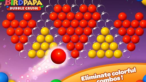 Birdpapa - Bubble Crush screenshots 23