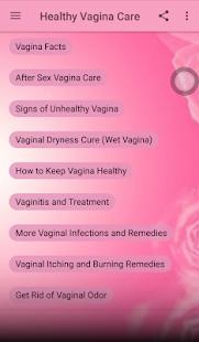 Vagina Care