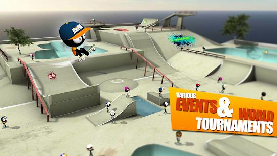 Stickman Skate Battle APK Download 9