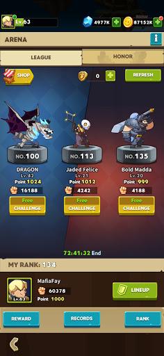 Hero Summoner - Free Idle Game  screenshots 8