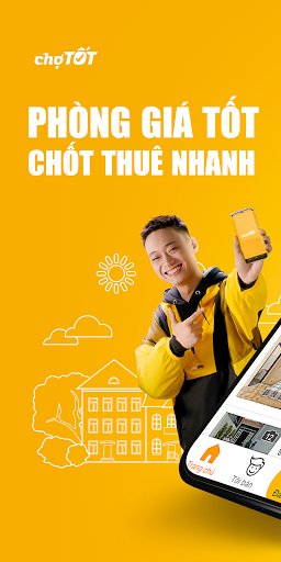 Cho Tot - Chuyu00ean mua bu00e1n online Apkfinish screenshots 1
