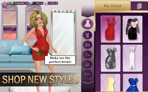 Hollywood Story: Fashion Star MOD APK 10.4.9 (Unlimited Crystal) 8