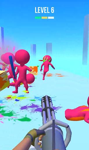 Paintball Shoot 3D - Knock Them All 0.0.1 screenshots 7