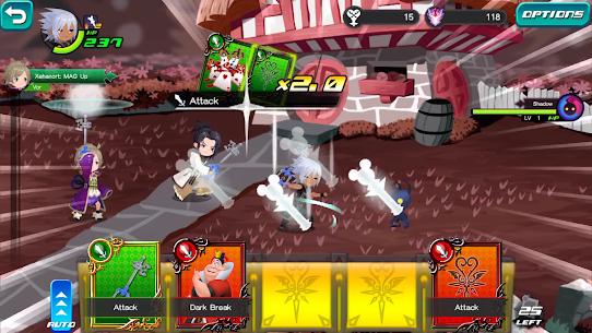 Baixar Kingdom Hearts Dark Road APK 4.0.0 – {Versão atualizada} 4