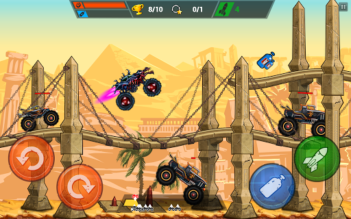 Mad Truck Challenge - Shooting Fun Race 1.5 Screenshots 15