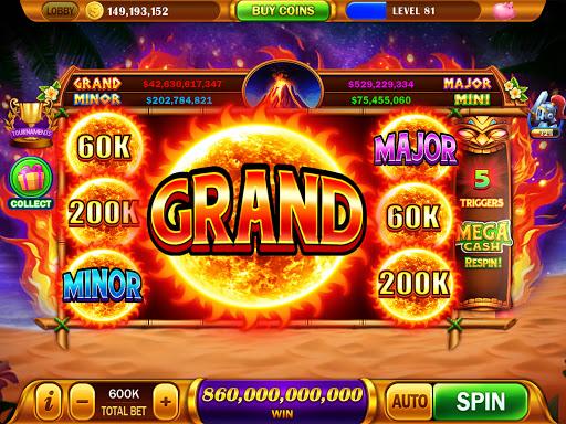 Golden Casino: Free Slot Machines & Casino Games  screenshots 12