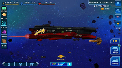 Pixel Starshipsu2122 0.980.1 screenshots 8