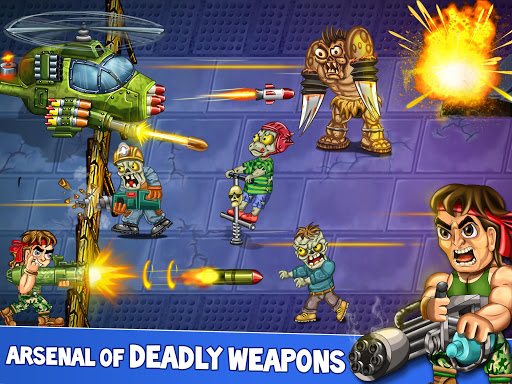Last Heroes: Zombie Games 1.6.8 screenshots 11