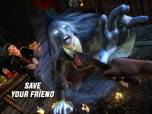 Scary Hero Survival Game : Ghost House Escape 2021 apkpoly screenshots 8