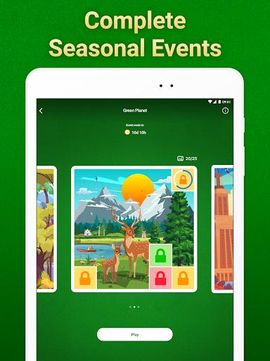 Solitaire Klondike: card games Apkfinish screenshots 17