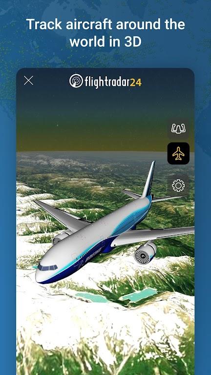 Flightradar24 Flight Tracker poster 6