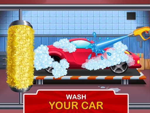 Kids Garage: Car & Truck Repair Games for Kids Fun  screenshots 8