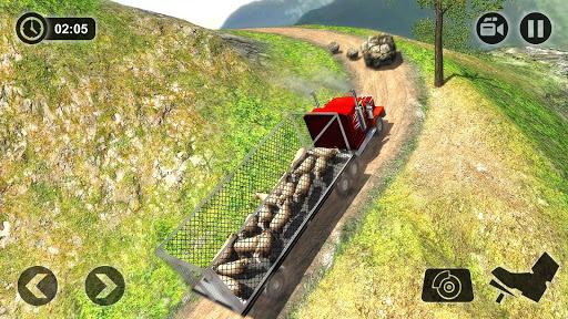 Offroad Farm Animal Truck Driving Game 2020 1.9 Screenshots 7