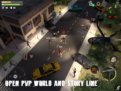 Prey Day: Survive the Zombie Apocalypse Screenshot