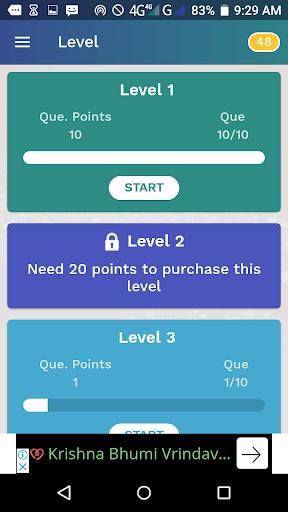 Bhaarat Quiz  screenshots 2