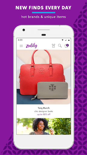 Zulily: A new store every day 5.43.0 screenshots 2