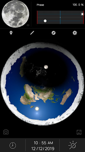 Flat Earth 1.6.0 Screenshots 2