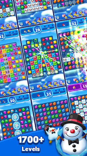 Jewel Ice Mania : Match 3 Puzzle 21.0324.09 screenshots 9