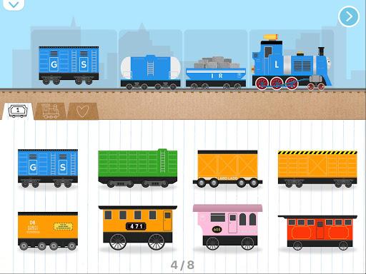 Labo Brick Train Build Game 4 Kids, Toodlers, Baby 1.7.346 Screenshots 22