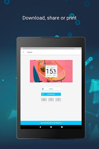 Business Card Maker android2mod screenshots 17