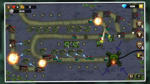 Tower Defense: Toy War  screenshots 7