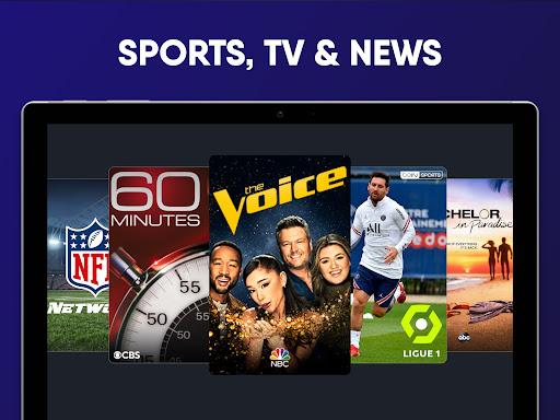 fuboTV: Watch Live Sports, TV Shows, Movies & News screenshots 11