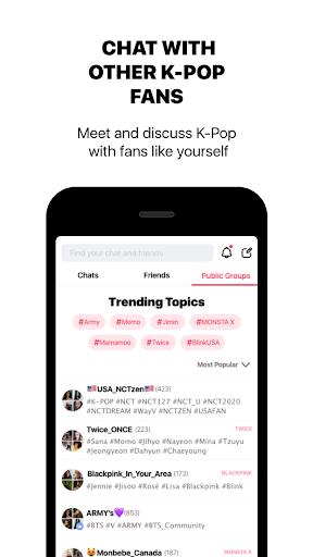 Foto do theQoos: K-Pop News, Friends, Music & Community
