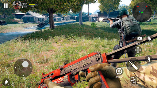 Modern Forces Free Fire Shooting New Games 2021 1.53 screenshots 11