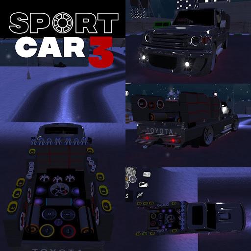 Sport car 3 : Taxi & Police -  drive simulator  screenshots 5