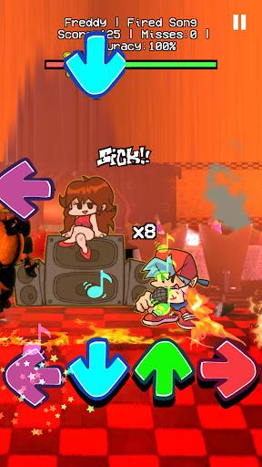 Horror music party mod 1.2 screenshots 4