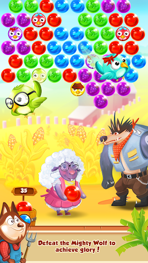 Bubble Shooter - Bubbles Farmer Game  screenshots 5
