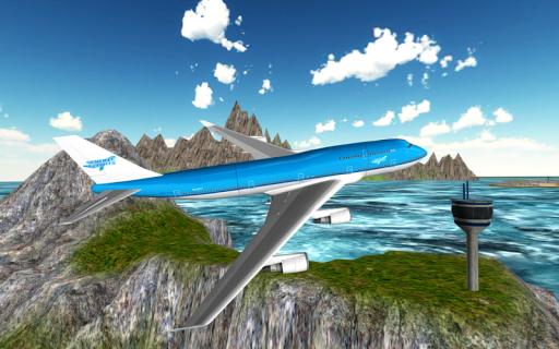 Flight Simulator: Fly Plane 3D  Screenshots 21