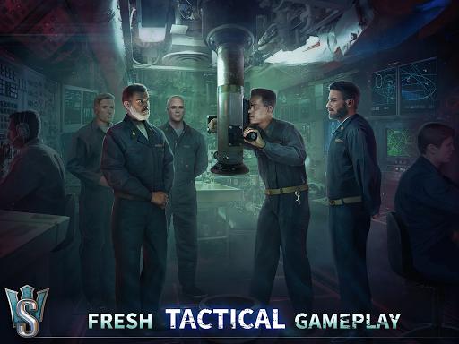 WORLD of SUBMARINES: Navy Warships Battle Wargame Apkfinish screenshots 16
