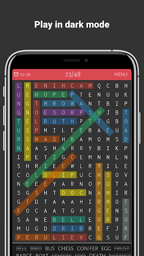 Word Search 1.90 screenshots 4